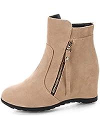 Para es Eur Zapatos 50 Niña Amazon Tacon Botas Zapato 20 zd4qSw7