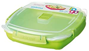 Sistema To Go Gamelle pour micro-ondes vert