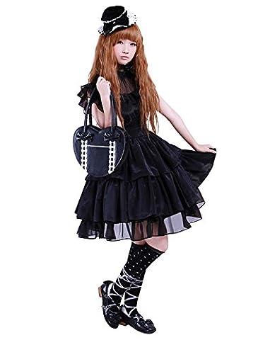 Cemavin Rayon Schärpe Rüschen Lolita Kleider