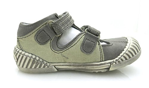 Nice Feet Demi-sandales Lauflerer Chaussures premiers pas Cuir 1002 cinza Cinza