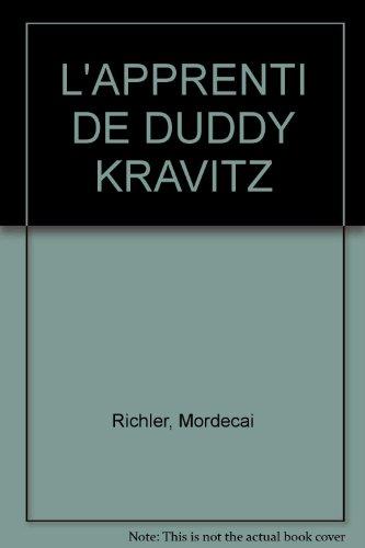 Apprentissage Duddy Kravitz