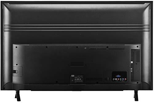 TCL 99.8 cm (40 inches) 40S62FS HD Smart LED TV (Black)