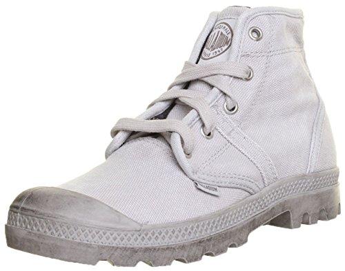 Palladium Pallabrouse Chaussures en toile pour femme Gris - Grey Gy
