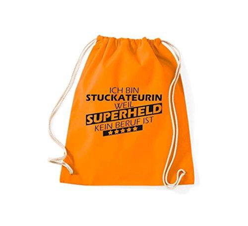 Shirtstown, Borsa tote donna Orange