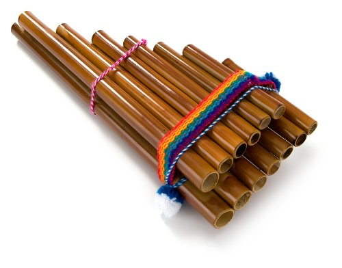 Percussion Plus - Flauta de pan