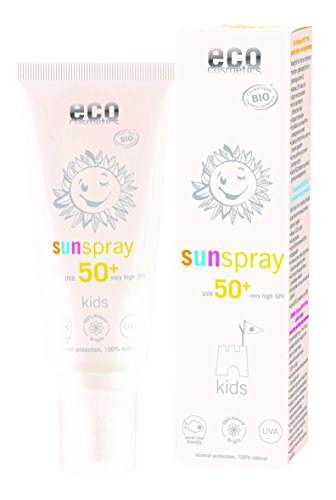 eco cosmetics Kids Kinder Sonnenspray LSF 50+