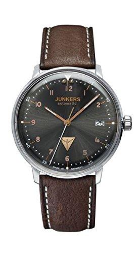 Junkers-Uhren Armband aus echtem Leder