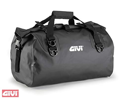 Bolsa sillín grande impermeable 40 litros, colore negro EA115BK Givi