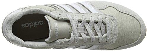 adidas Herren 10k Gymnastikschuhe Grau (Grey One F17/crystal White S16/light Brown Grey One F17/crystal White S16/light Brown)