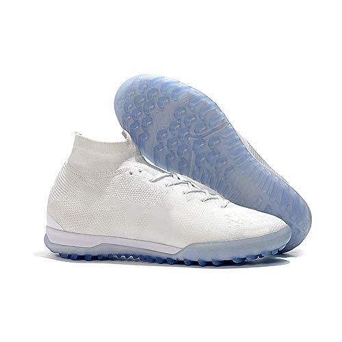 Scarpe da Calcio da Uomo Tacchetti da Allenamento Long Spikes Scarpe da Tennis per Bambini Sneaker Sport 5 Guarda Grafico