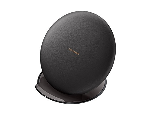 Samsung Wireless Charger Convertible - Cargador Wireless Galaxy S8 y S8 Plus, color negro