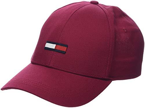 Tommy Hilfiger Herren Baseball Cap TJU Flag, Rot (Rumba Red 652), One Size (Herstellergröß Preisvergleich