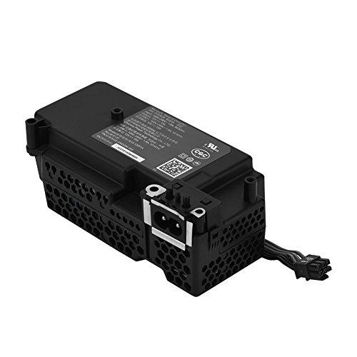 VBESTLIFE AC 100-240V Ladegerät,N15-120P1A Netzteil für XBOX ONE S,Schwarz - Xbox One Für Die Netzkabel