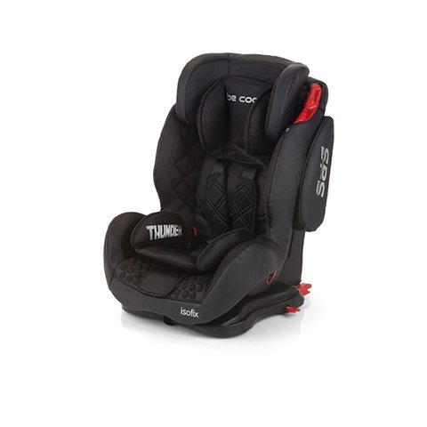 Nurse - Be Cool Thunder Isofix negro