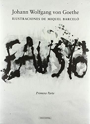 Fausto (Ilustrados) por Miquel Barceló