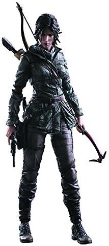 Tomb Raider jan162685Rise der Lara Croft Play Arts Kai Action Figur