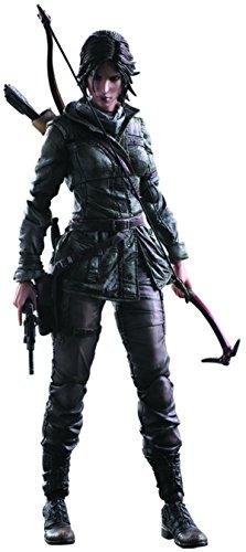 Tomb Raider jan162685Rise der Lara Croft Play Arts Kai Action Figur (Raiders-statue)