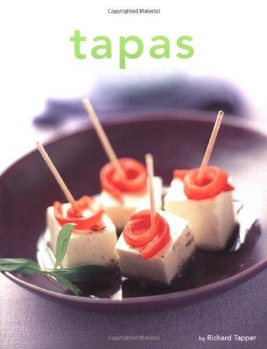 Tapas (Tuttle Mini Cookbook) by Richard Tapper (2006-10-15)