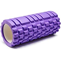 YMAO Fitness Schaumstoffrolle – Massagerolle – Fantastische für Fitnessstudio, Pilates oder Yoga – Myofasziale Entspannung – 14 cm x 33 cm