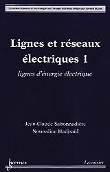 Lignes et réseaux électriques : Tome 1, Lignes d'énergie électrique