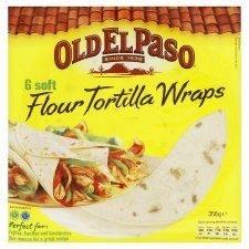 old-el-paso-6-x-soft-flour-tortillas-wraps-350g