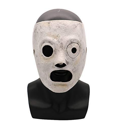 Unheimlich Clown Kostüm Kind Böse - WANG XIN Zombie Latex Maske Horror Portrait Maske Cosplay Helm Kostüm Requisiten Halloween Tricky Party Supplies