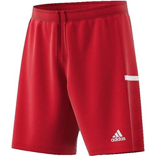 adidas Herren T19 KN SHO M Shorts, Power red/White, S
