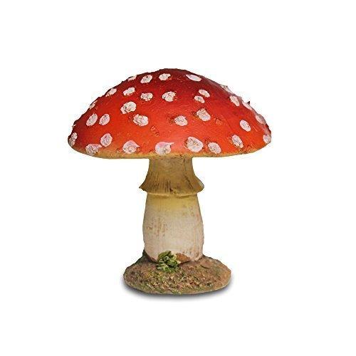 Champignons r sine jardin - Dekoration pilze ...