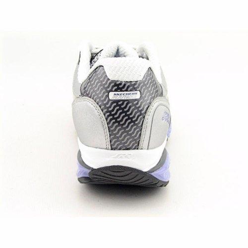 Skechers , Damen Sneaker Silver/Lavender