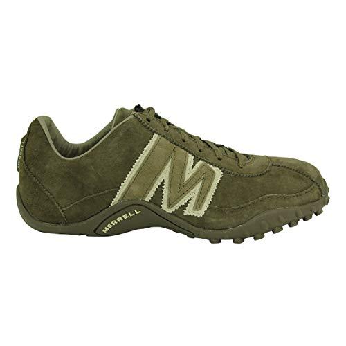 Merrell Sprint Blast Leather Uomo Sneaker Grigio