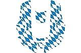 myHusqvarna - Set di adesivi per AUTOMOWER® 310/315 - Bandiera della Baviera