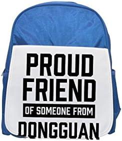 Proud friend of someone someone someone   Dongguan printed kid's Bleu  backpack, Cute backpacks, cute small backpacks, cute Noir  backpack, cool Noir  backpack, fashion backpacks, large fashion backpacks, Noir  fas   Grandes Variétés  de4bb6