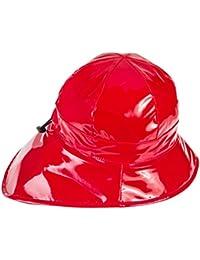 Ledatomica Cappello Donna Impermeabile Pompiere 50eac6ced168