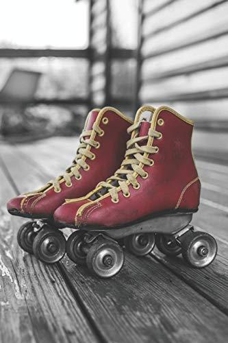 Vintage Roller Derby Notebook (Vintage Roller Derby Skates)