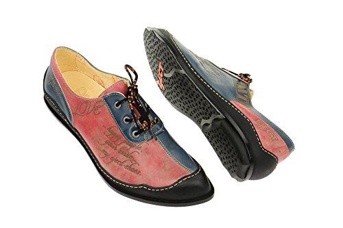 Blue Femme À Lacets Eject Coupe Kombi Chaussures 17276 Et Classique cTnqYnBI