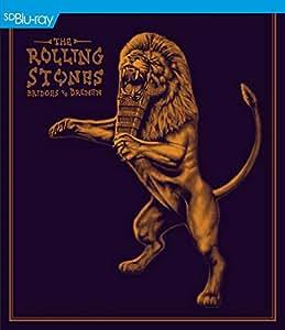 The Rolling Stones - Bridges To Bremen [SD BLURAY] [SD Blu-ray (SD upscalée)]