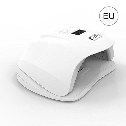 Gouxia74534luz LED Secador Uñas durcissement lámpara