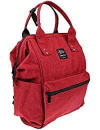 MagiDeal Diaper Bag Multi-Function Waterproof Travel Backpack Nappy Bags For Baby Care, Large Capacity 22.3L,...