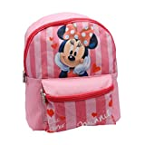 Disney Minnie Mouse Kinder-Rucksack Kindergarte-Tasche Rosa