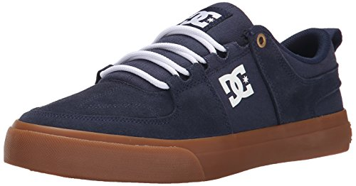 DC Shoes Mikey Taylor Vulc Uomo US 12 Blu Scarpe Skate