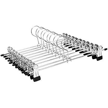 Hosenbügel Ikea ikea bumerang rock hosenbügel verchromt 10 stück amazon de küche
