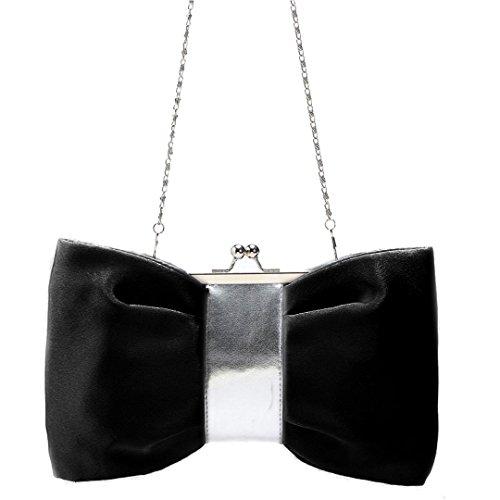 Millya Portamonete, Black (nero) - HYH117-01 Black