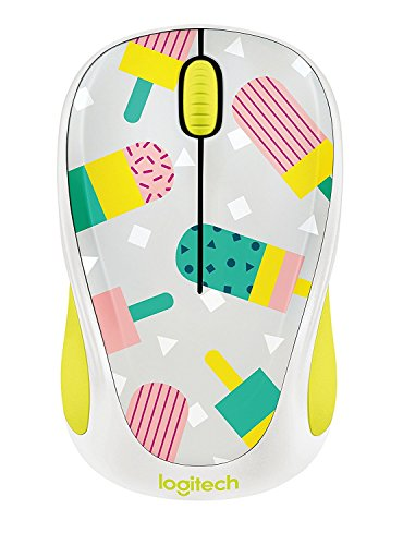 Logitech M325c Wireless Mouse 910-004467 Party Collection Popsicle M325  Mouse