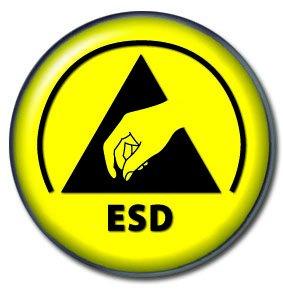 TOPAS - ESD Der superleichte Bequemschuh für Freizeit und Beruf - antistatisch Red
