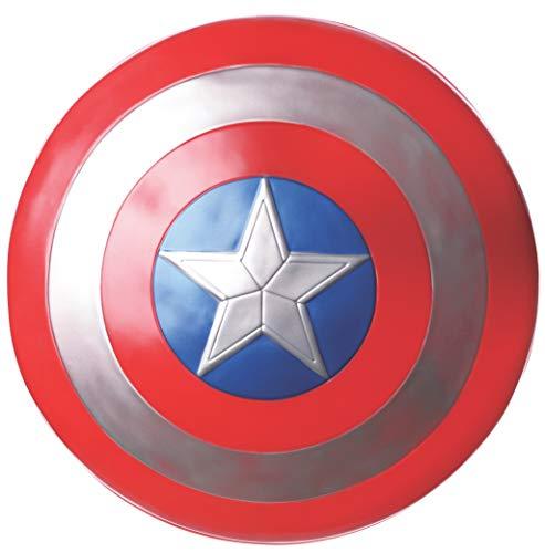 Rubie's Offizielles Marvel Avengers 61 cm Captain America Schild Erwachsene - Einheitsgröße Kostüm Zubehör