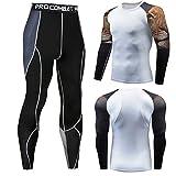 zysymx Kompression Kleidung 3D-Druck Jugend MMA clothingCheap Set Hohe Qualität kleine 2002 XXXL