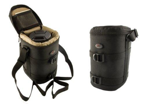Qualitäts Köcher für Kameraobjektive - Modell Nr. 6 - 180mm x 110mm