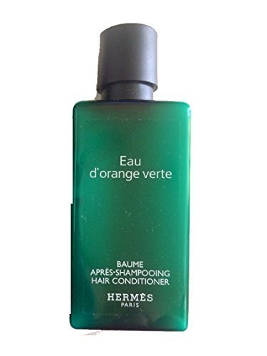13.5oz (Ten 1.35 Ounce Bottles) Hermes Eau D' Orange Verte Hair Conditioner with D-pantenol Vitamins! by Hermes