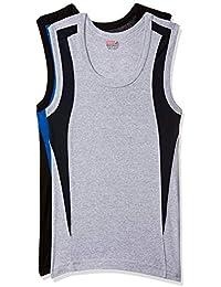 Dixcy Scott Men's Vest (Pack of 2)