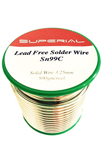 superial-plumbing-solder-sn99c-lead-free-soft-solder-wire-325mm-professional-plumbers-solder-for-sol